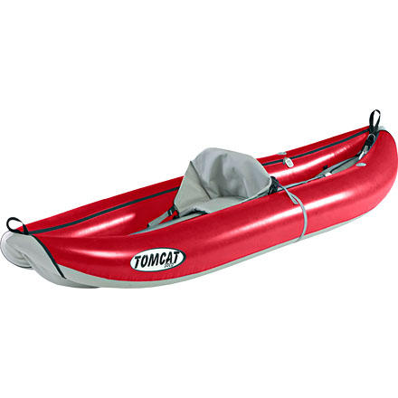 Tributary Tomcat Solo Inflatable Kayak