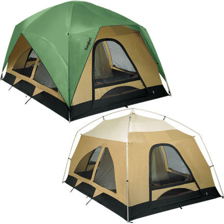 Eureka Titan 8 Person 3 Season Tent