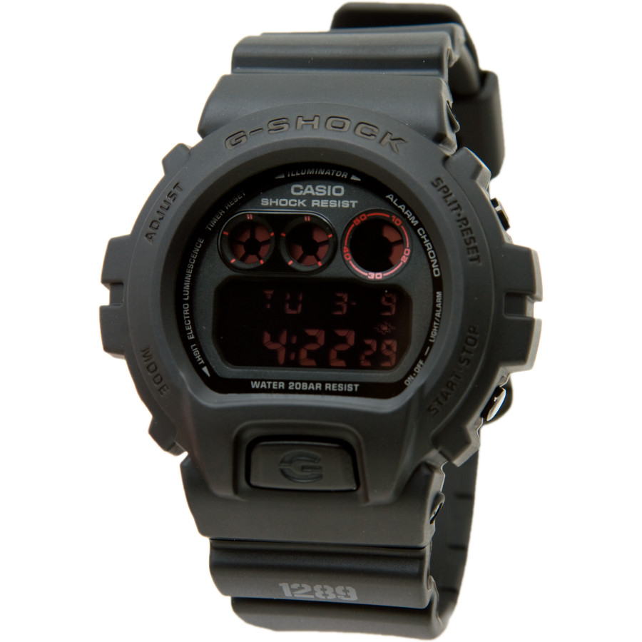Casio Watches > DW6900MS-1 Casio G-Shock G-Force Military Mens Watch