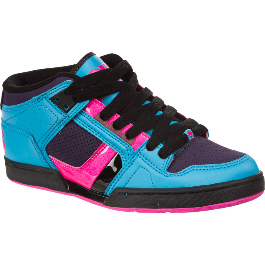 Osiris Shoes High Tops For GirlsOsiris Shoes For Girls High Tops Blue