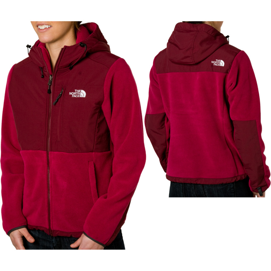 8c22b45bd thenorthfacejackets-lucy: The North Face Denali Hooded Fleece Jacket ...